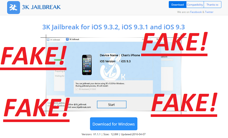 fake jailbreak 3K