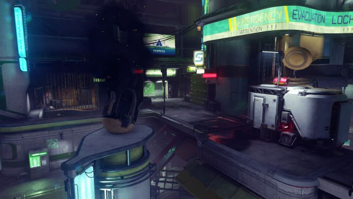 Halo 5: Guardians for Xbox One: Infection Mode Detailed, Fan
