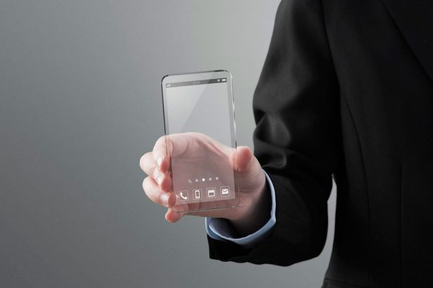 iphone 8 glass made