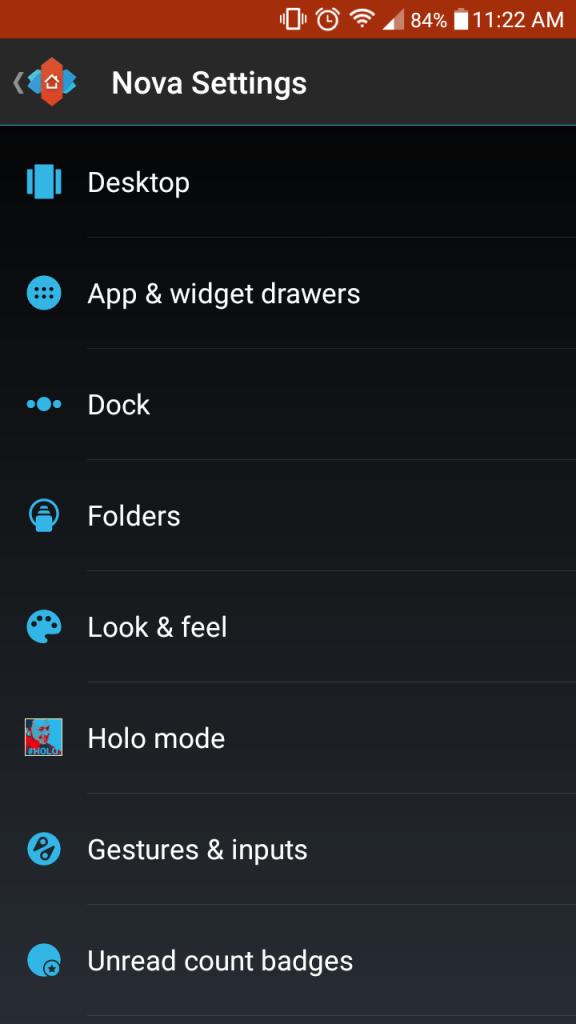 nova launcher apk download holo mode