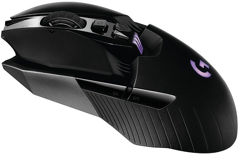 Mouse Logitech G900 Chaos Spectrum Wireless Gaming-Especificações