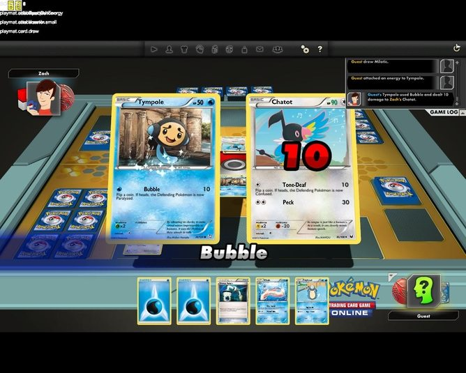pokemon trading card game apk