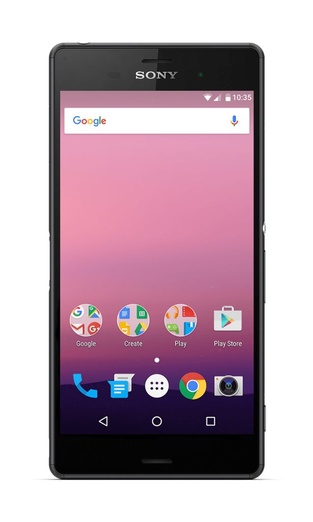 sony xperia z3 android n preview developer
