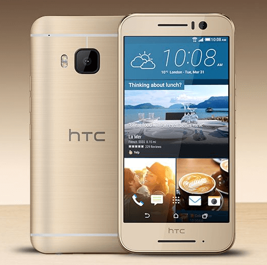 HTC One M9 vs. HTC One S9 - Tops Designs and Specs Comparison