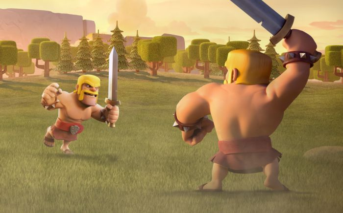 Clash of Clans Friendly Challenges