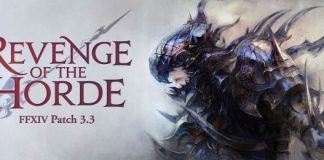 Final Fantasy XIV Revenge of the Horde