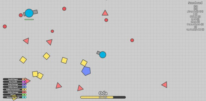 Diep.io tips and tricks