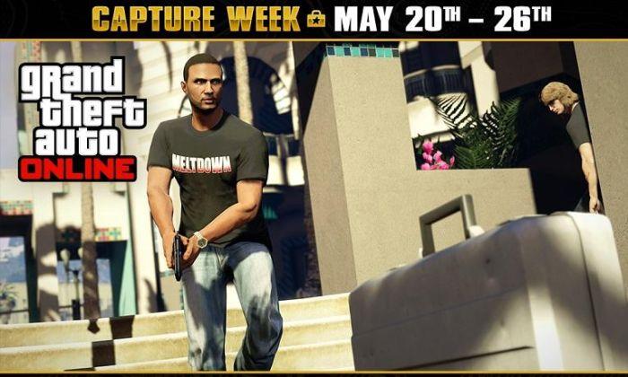 GTA V May DLC