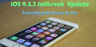 ios 9.3.2 jailbreak update