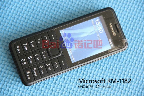 microsoft feature phone rm1182