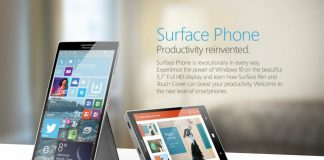 surface phone release rumors