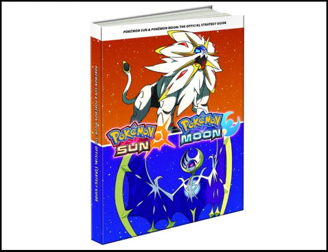 Pokémon Sun and Moon Official Strategy Guide