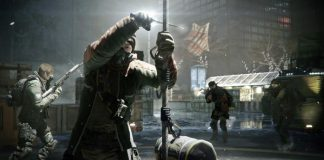 The Division Conflict 1.2 Update