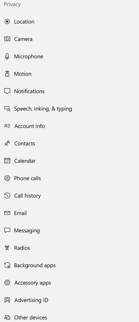 New Settings Icon Coming To Windows 10 Mobile | MobiPicker