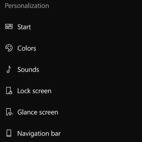 Microsoft Corporation's (MSFT) Windows 10 Mobile Build 14342 Gets Minor Icon Upgrades
