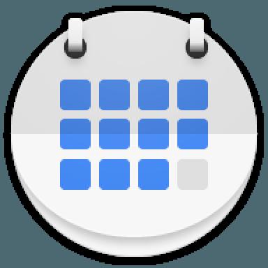 xperia calendar icon