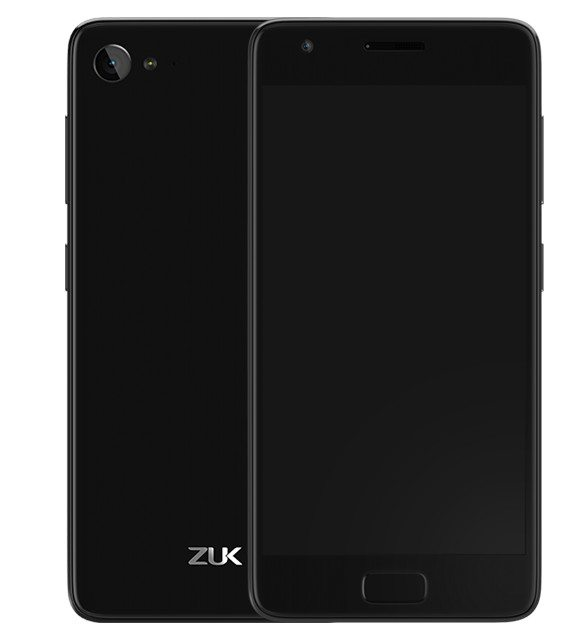 zuk z2 black color