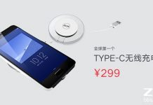 zuk z2 wireless charger