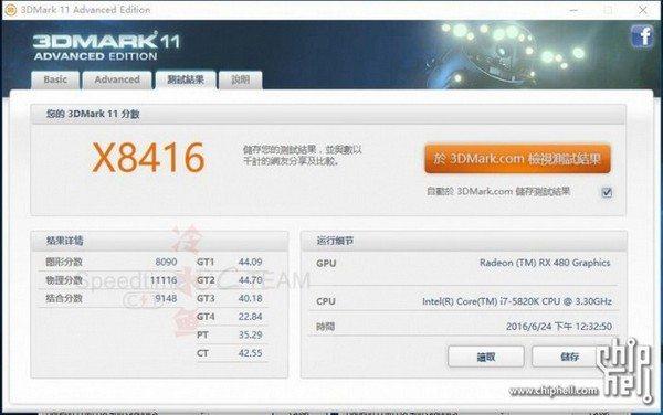 AMD Radeon RX 480 4