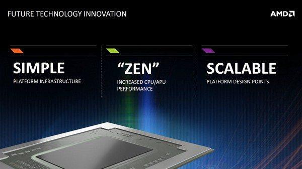AMD zen architecture