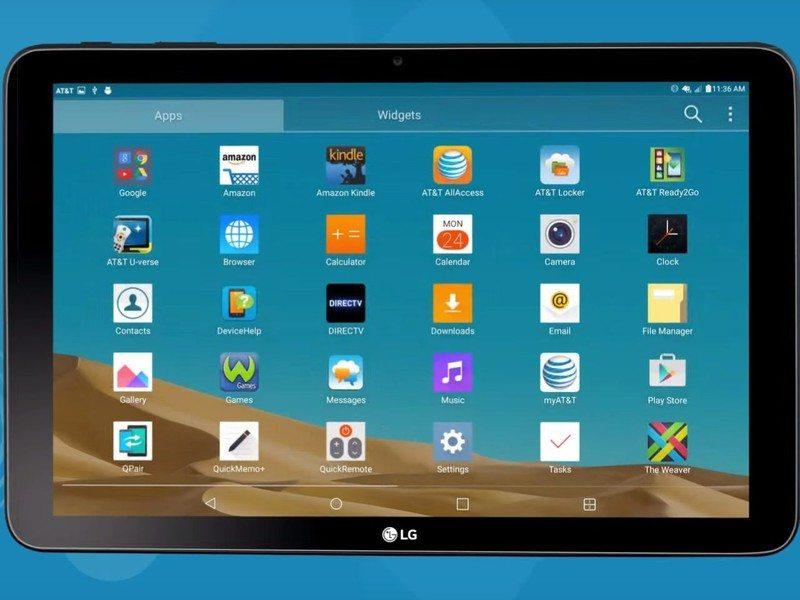 LG G Pad X 10.1