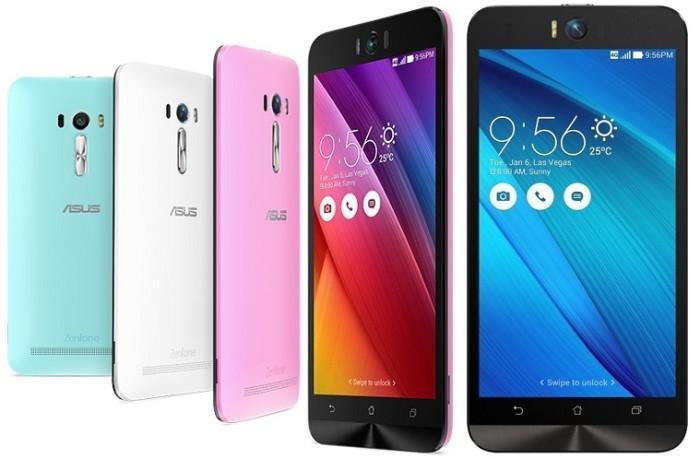 best smartphone under 20000 Asus Zenfone Selfie
