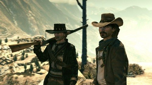 Call of Juarez Bound in Blood PS Plus
