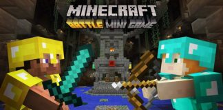 Minecraft Battle