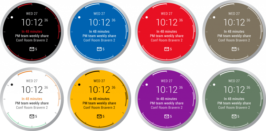 Outlook-Android-Wear-Watch-Face