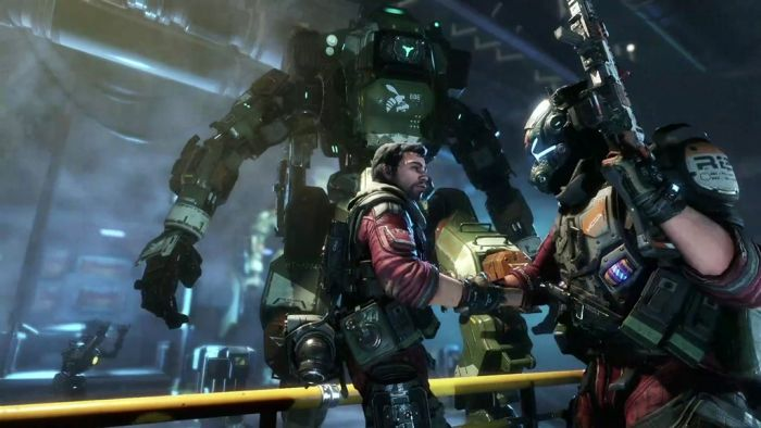 best first-person shooter games Titanfall 2