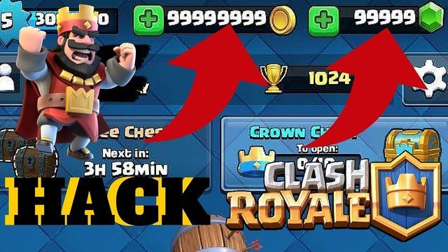 Clash Royale Hack Proof