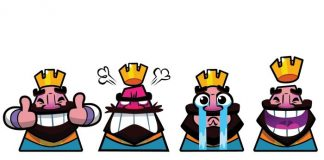 Clash Royale Emotes