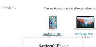 how to find imei number of stolen iphone