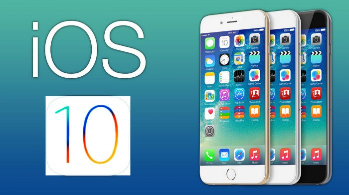 upgrade to ios 10