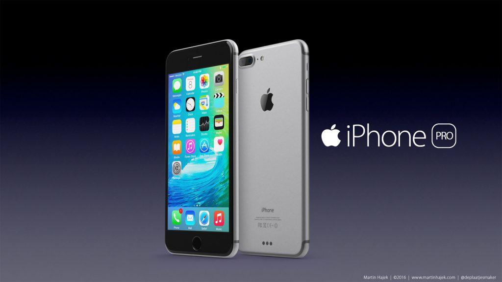iphone 7 pro render