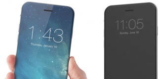 iPhone 8 Concept Design