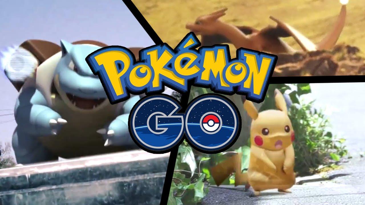 لعبه Pokemon Go تسيطر علي العالم