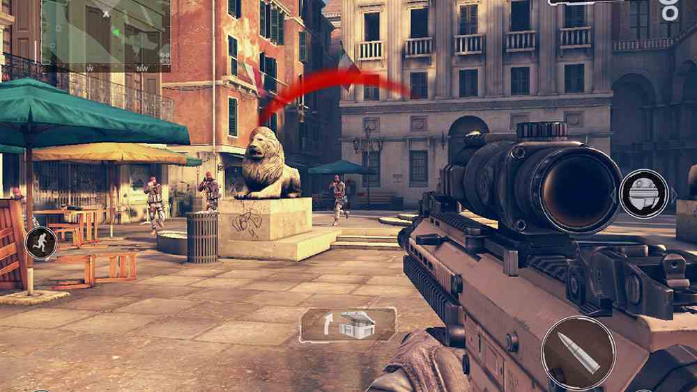 best shooting games for android Modern Combat 5