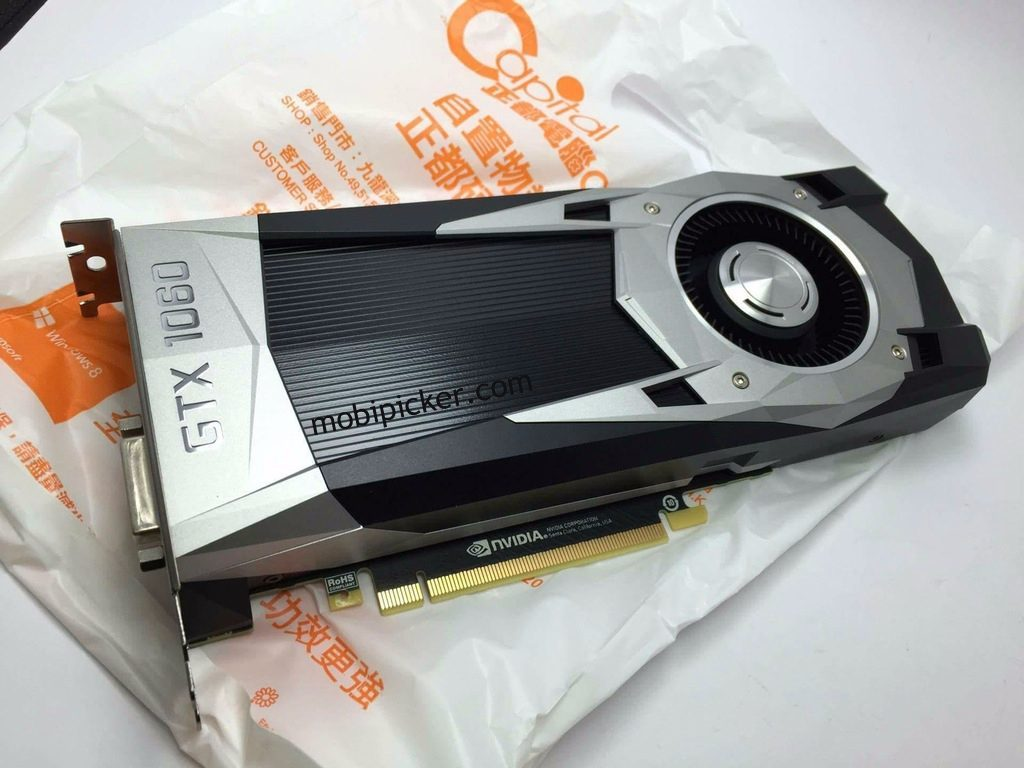 nvidia gtx 1060 first leaked image-compressed
