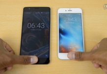 oneplus 3 vs iphone 6s fingerprint recognition speed-compressed