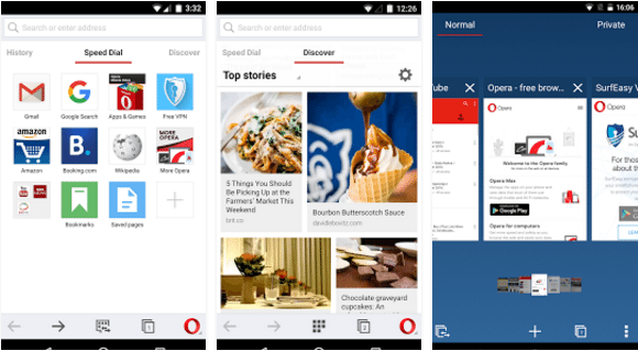 opera browser android apk download