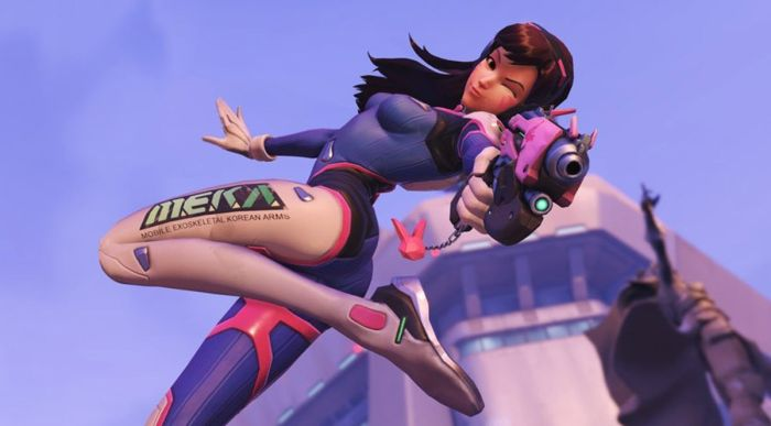 best first-person shooter games Overwatch