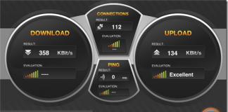 check internet speed online