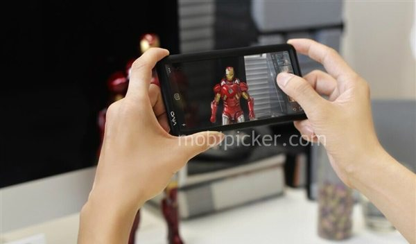 vivo transparent dissplay