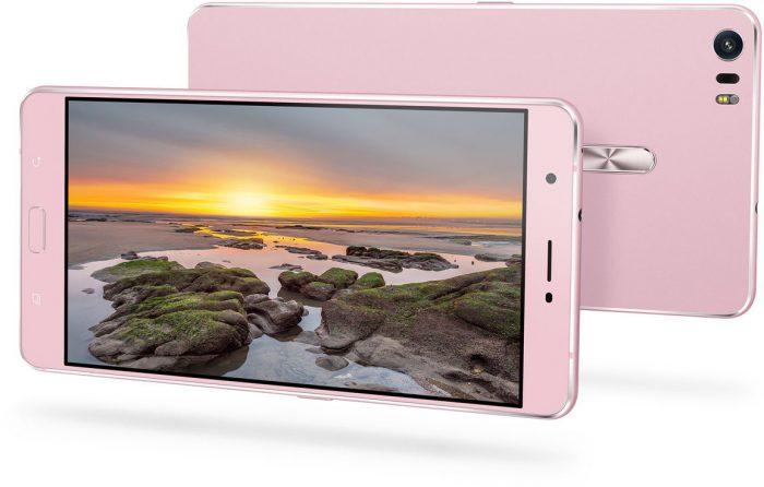 zenfone 3 ultra pink