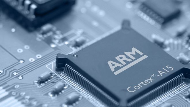 Softbank to Buy UK Chip Designer ARM Holdings