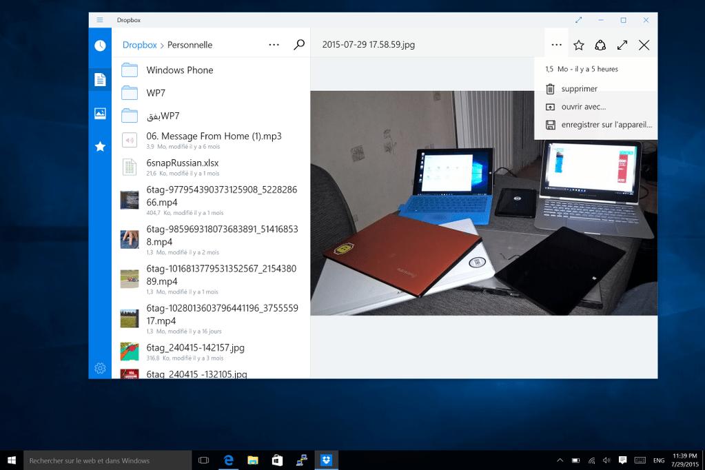 Dropbox-Windows-Store