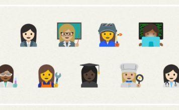 Emojis Gender Equality
