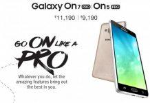 Galaxy On7 Pro