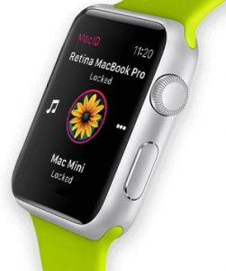 How to Unlock Mac Using Apple Watch or Android Wear Device | MobiPicker